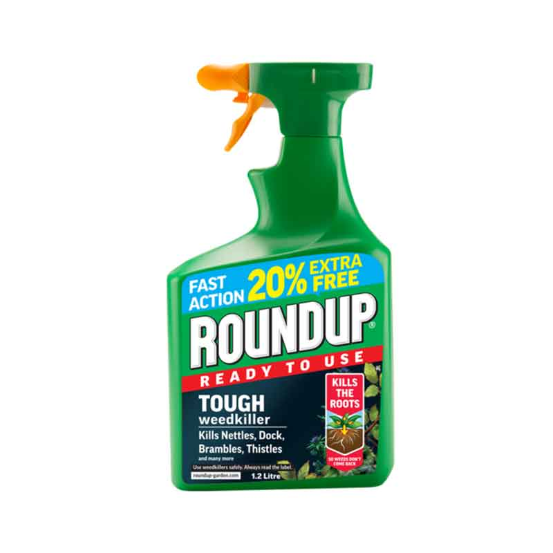 Picture of RoundUp RTU Tough Weedkiller