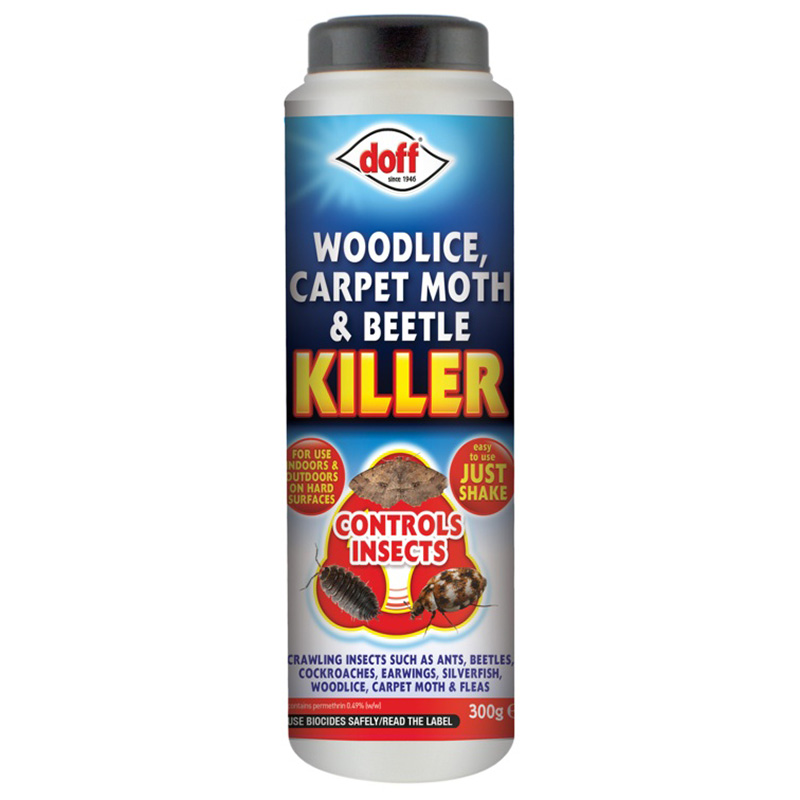 Picture of Doff Woodlice, Carpet Moth & Beetle Killer