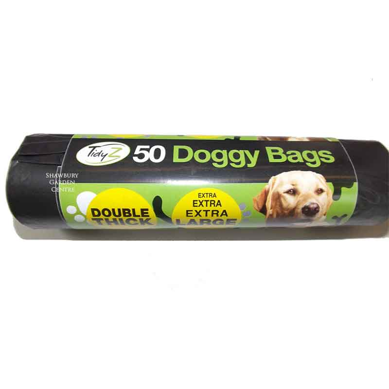 Picture of Double Thick Ex. Large Doggy Bags (50/pk).