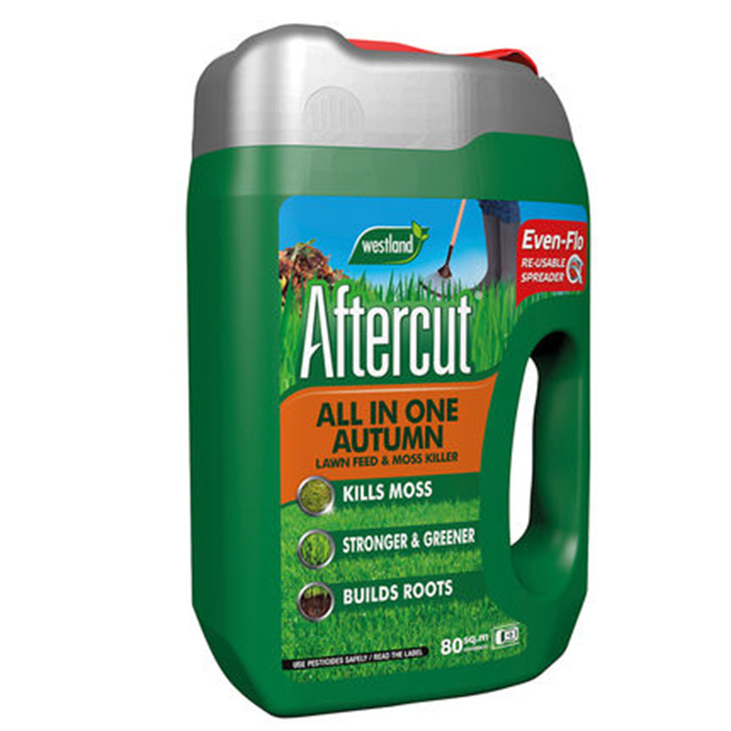 Picture of Aftercut All-In-One Lawn Feed & Moss Killer
