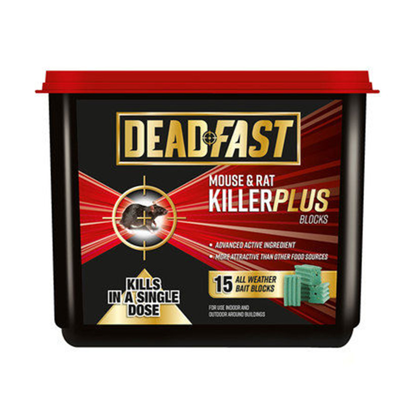 Picture of DEADFAST Mouse & Rat Killer Plus