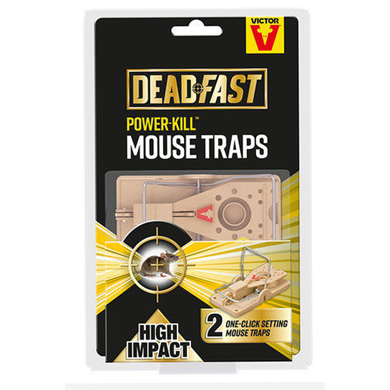 Picture of DEADFAST PowerKill Mouse Traps
