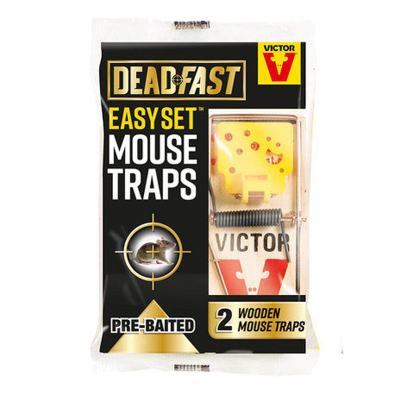 Picture of DEADFAST Easy Set Mouse Traps