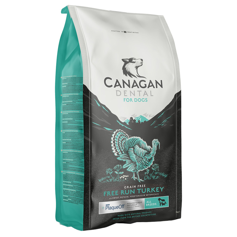 Picture of Canagan Dental for Dogs with Turkey