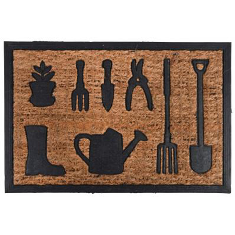 Picture of Fallen Fruits Garden Tools Coir & Rubber Doormat