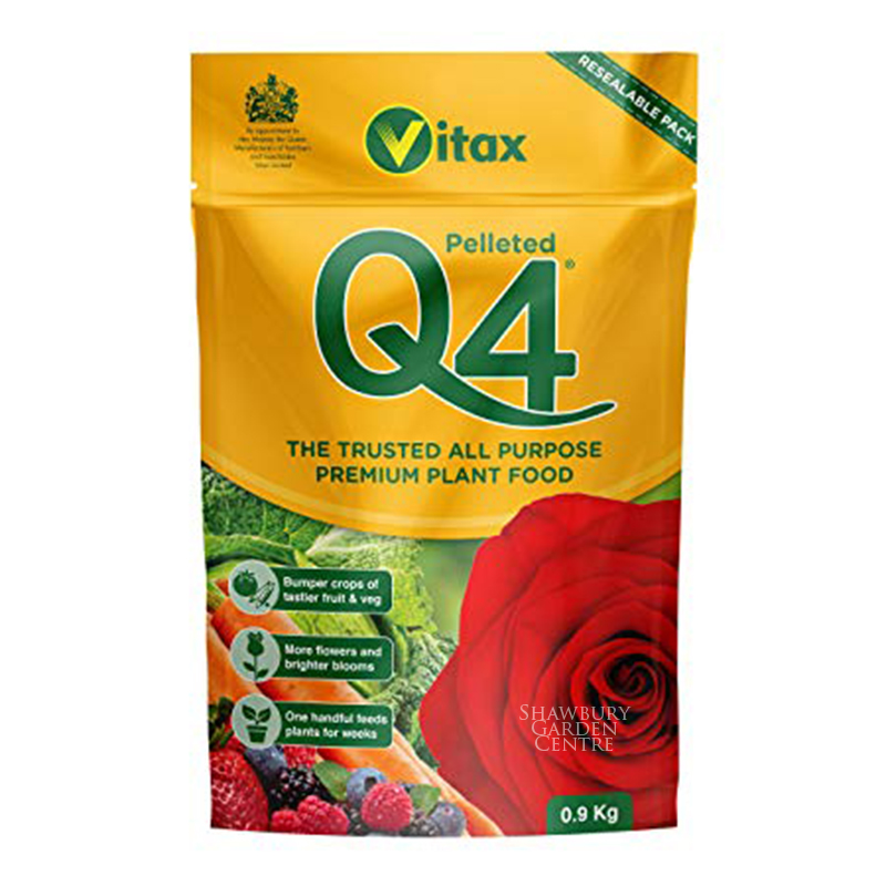 Picture of Vitax Q4 Pelleted Fertiliser