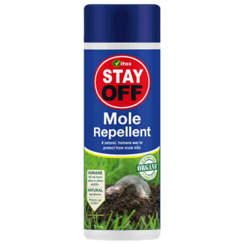 Picture of Vitax Stay Off Mole Repellent