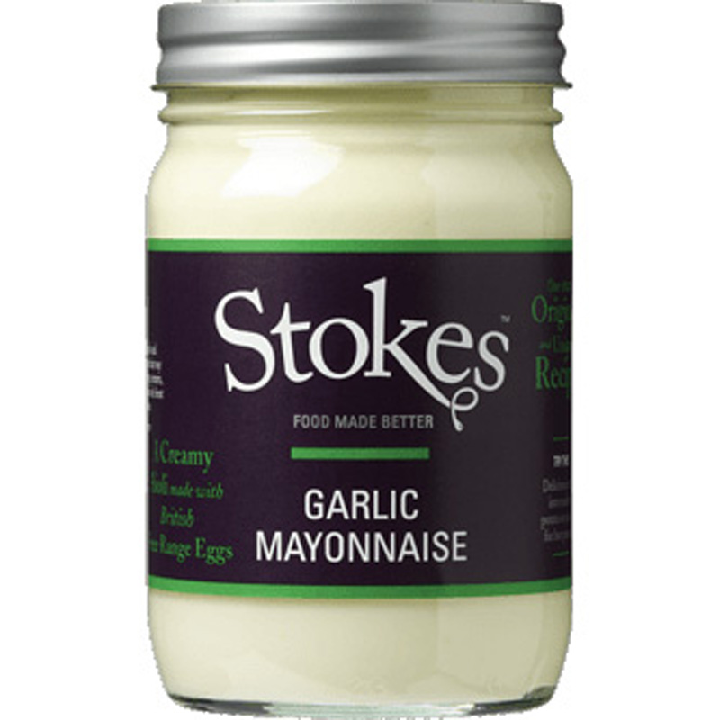 Picture of Stokes Garlic Mayonnaise