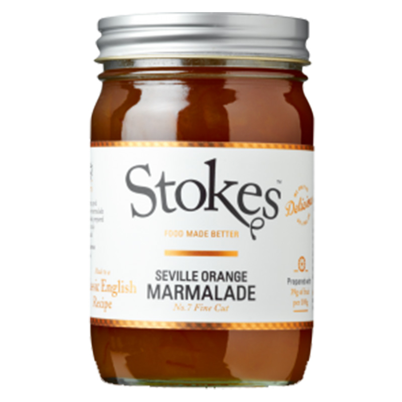 Picture of Stokes Seville Orange Marmalade