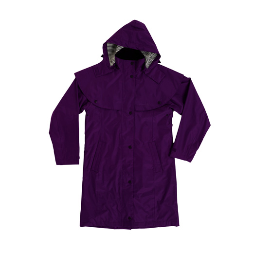 Picture of Tayberry Mersey Technical Knee Length Cape Coat