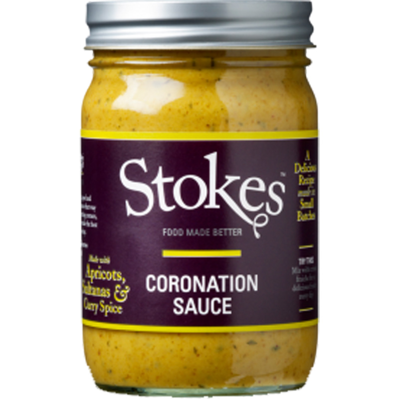 Picture of Stokes Coronation Sauce