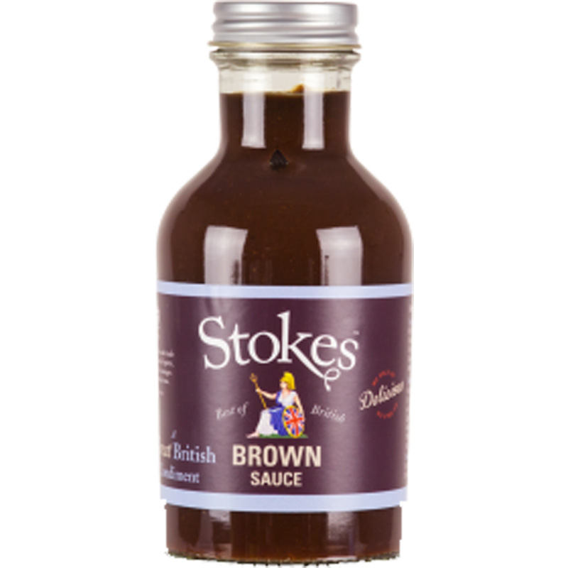 Picture of Stokes Real Brown Sauce