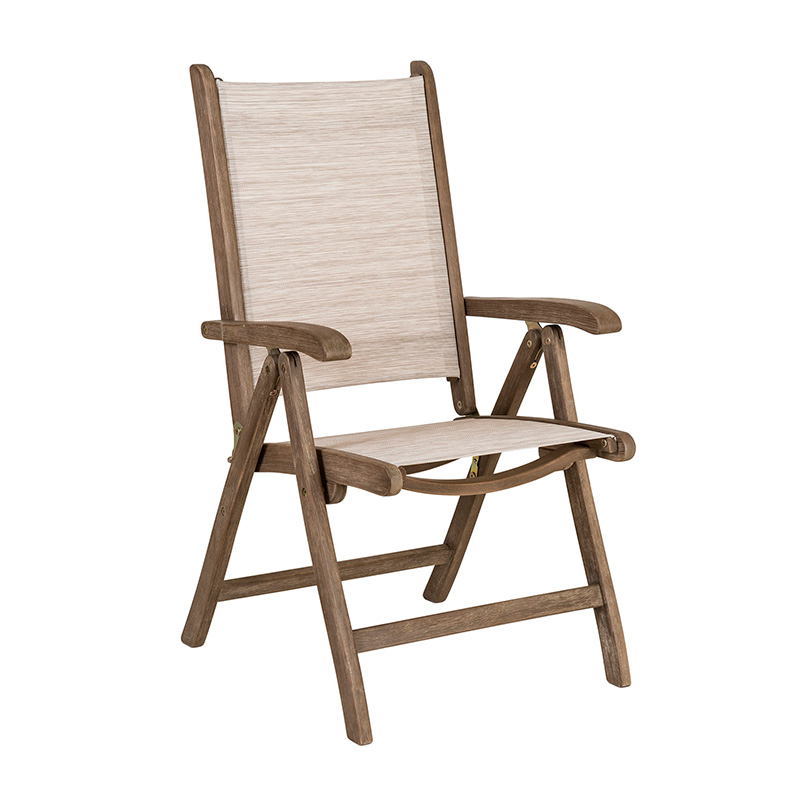 Picture of Alexander Rose Sherwood Barley Swing Recliner Chair