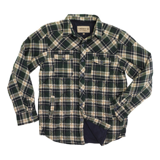 Picture of Tayberry Charles Quilted Shirt