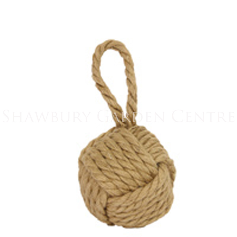 Picture of Gisela Graham Natural Rope Doorstop