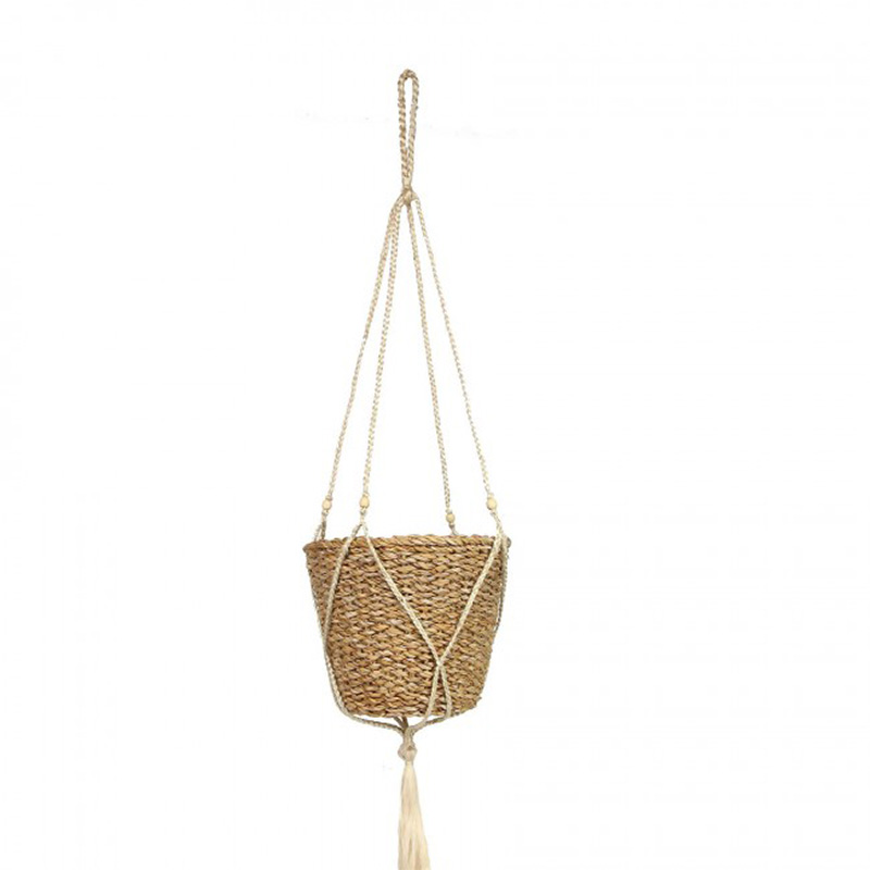 Picture of Gisela Graham Seagrass Hanging Pot
