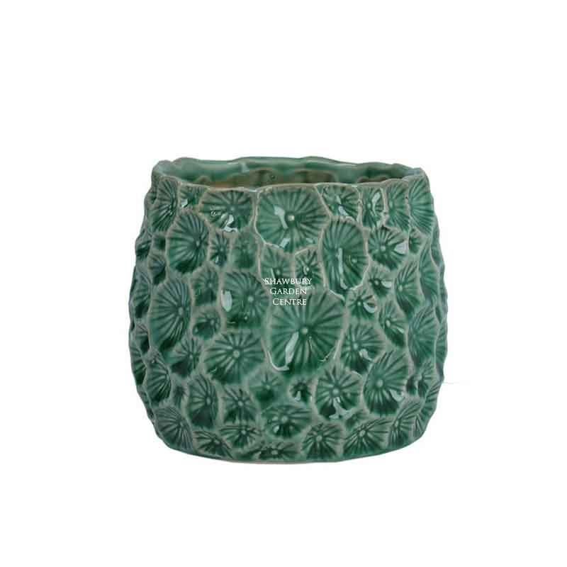 Picture of Gisela Graham Green Crator Pot