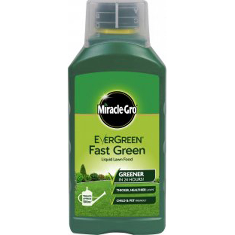 Picture of Evergreen Fast Green Liquid Lawn Food