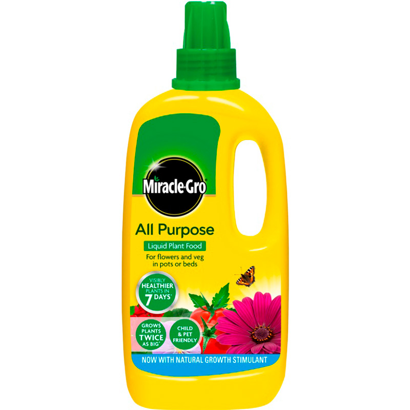 Picture of Miracle-Gro All Purpose Liquid Plant Food