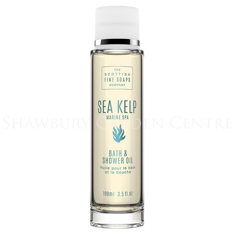 Picture of Scottish Fine Soaps Sea Kelp Bath & Shower Oil
