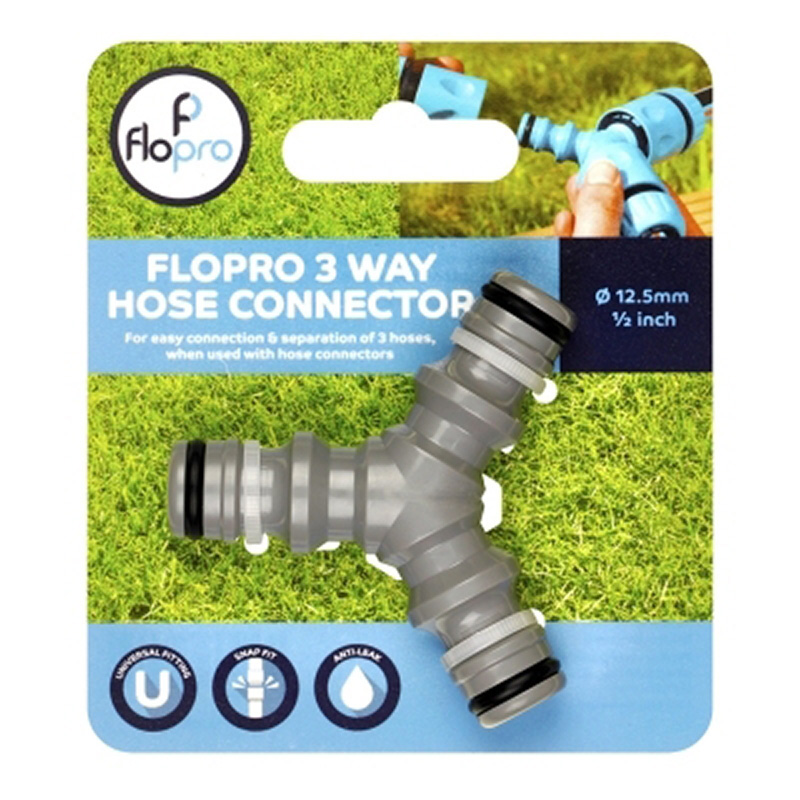 Picture of Flopro 3 Way Hose Connector