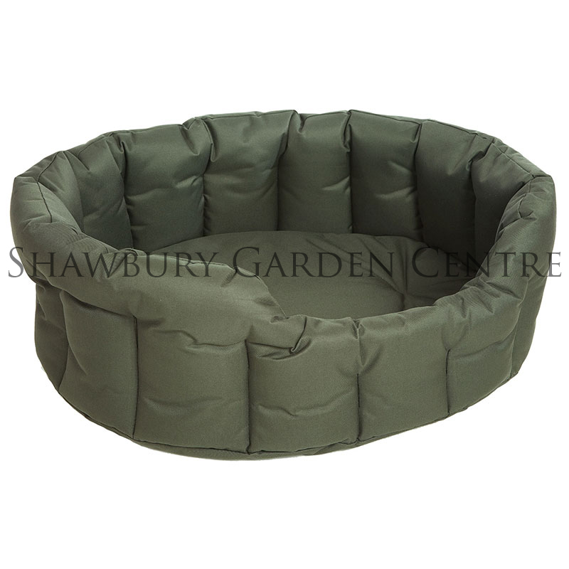 Picture of P & L Heavy Duty Oval Waterproof Dog Bed: Size 6