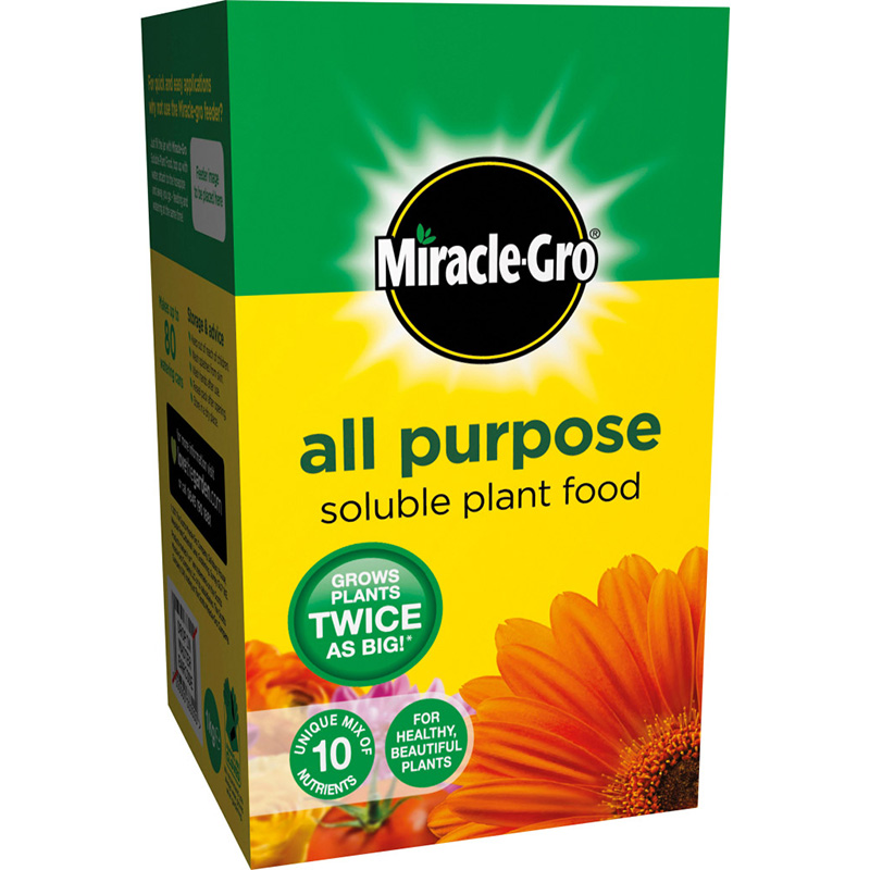 Picture of Miracle-Gro All purpose Soluble Plant Food