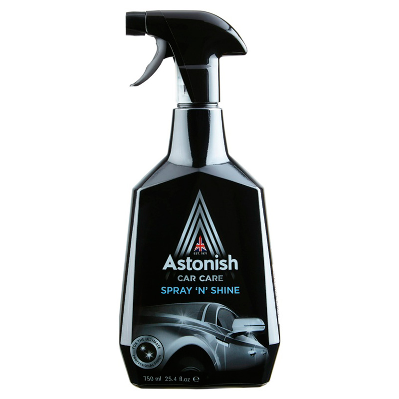 Picture of Astonish Car Care: Spray & Shine