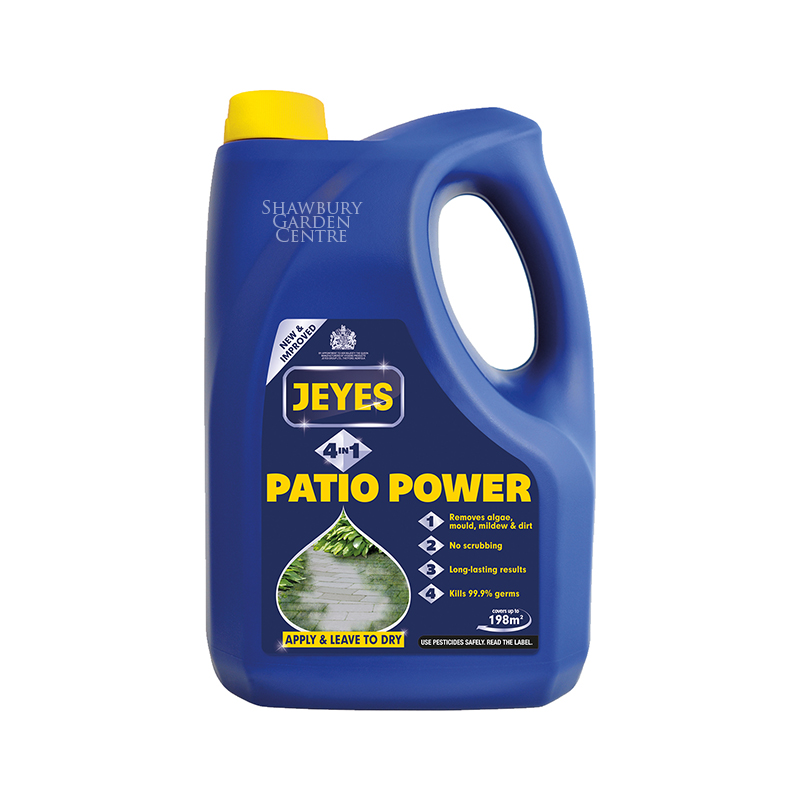 Picture of Jeyes 4 in 1 Patio Power