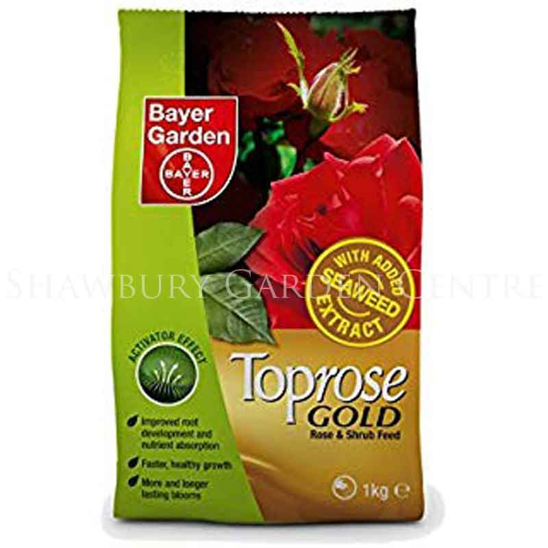 Picture of Bayer Garden TopRose Rose & Shrub Feed