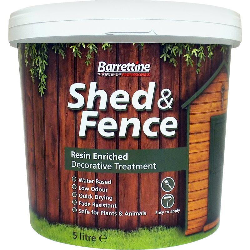 Picture of Barrettine Shed & Fence Paint