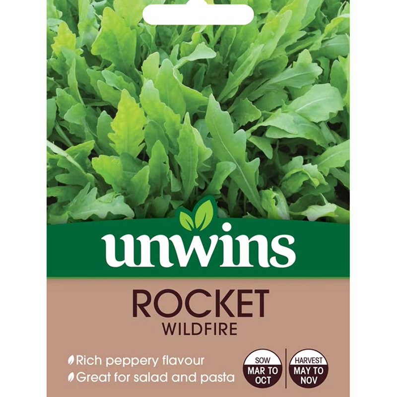 Picture of Unwins 'Wildfire' Rocket Seeds