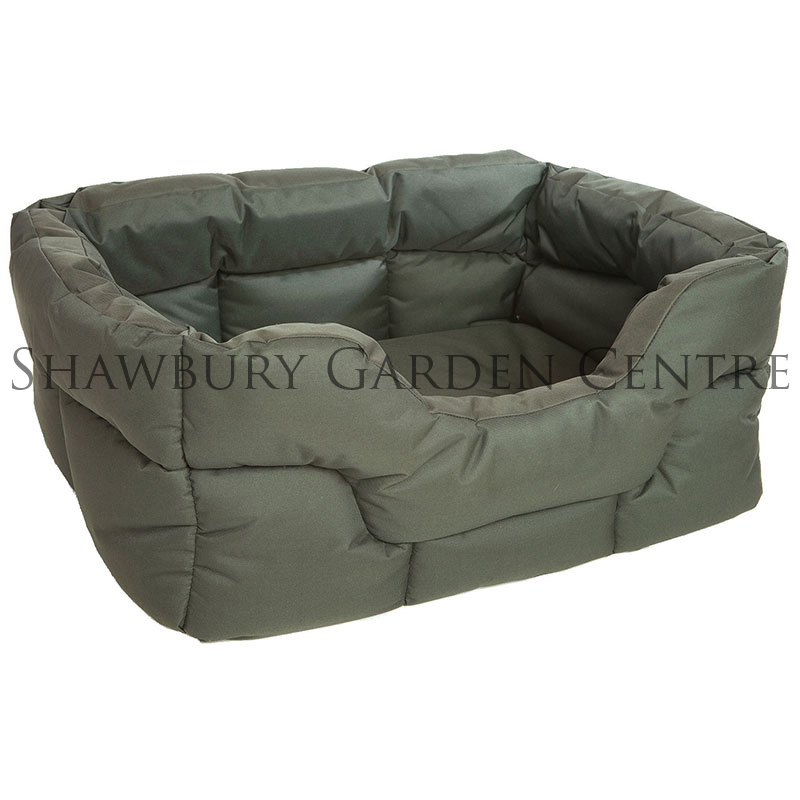 Picture of P & L Waterproof Rectangular Softee Dog Bed