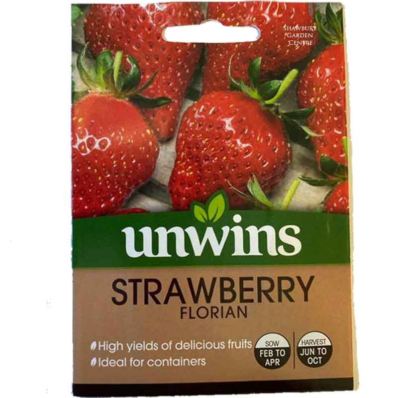 Picture of Unwins 'Florian' Strawberry Seeds