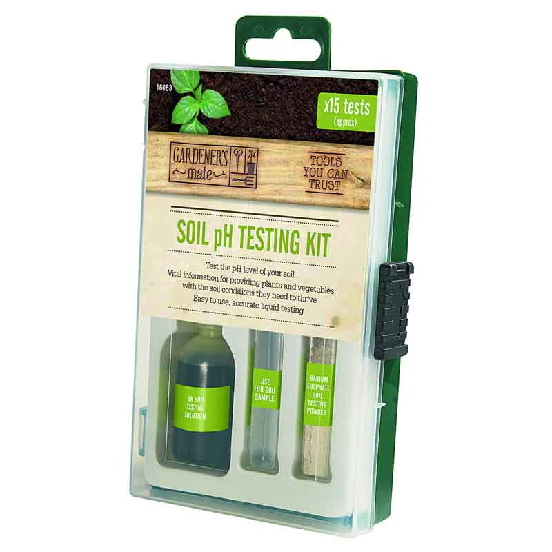 Picture of Gardman Soil pH Testing Kit