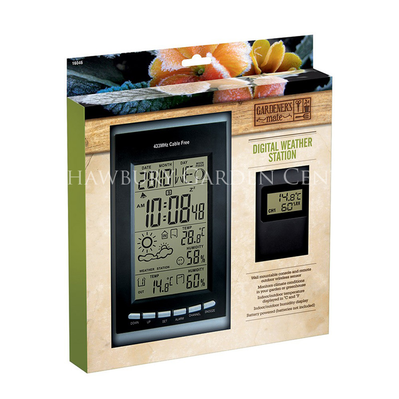 Picture of Gardman Digital Weather Station