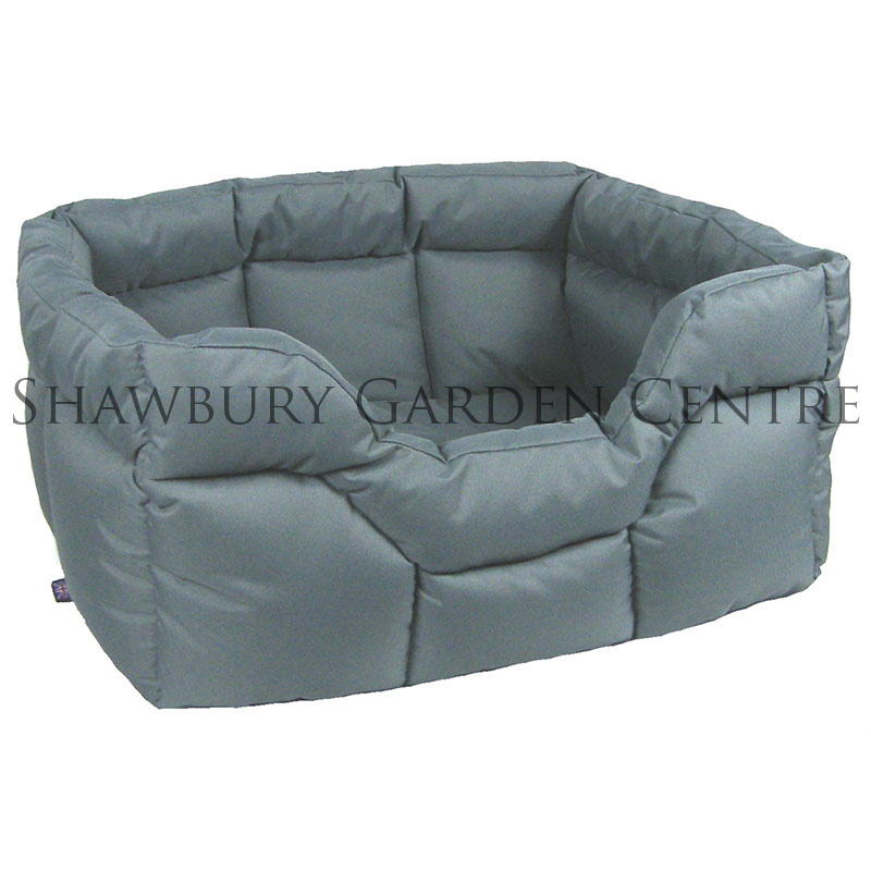 Picture of P & L Heavy Duty Rectangular Waterproof Softee Bed