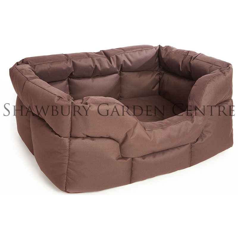 Picture of P & L Rectangular Waterproof Softee Dog Bed