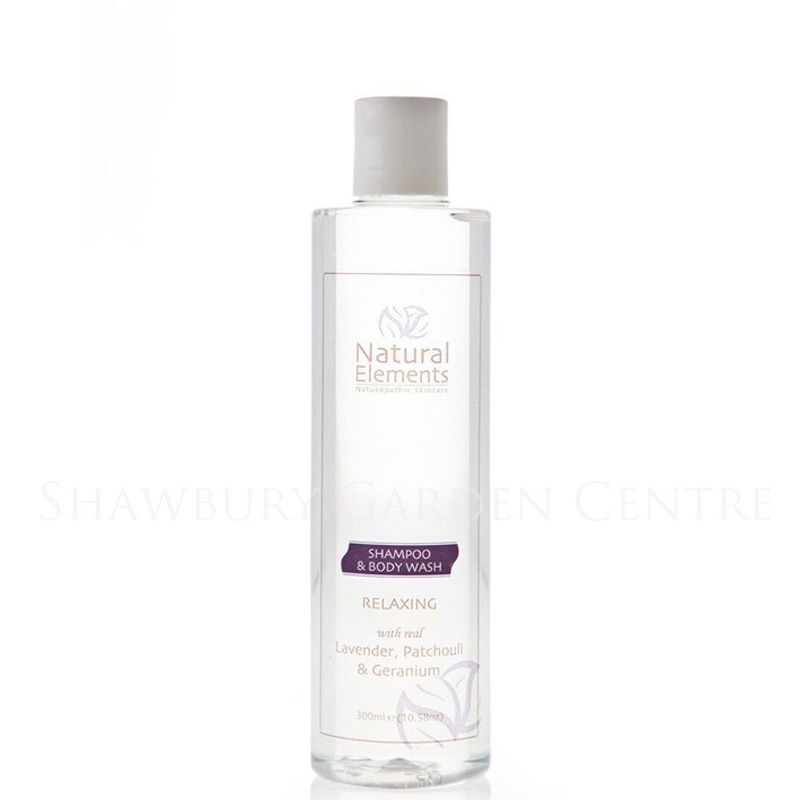 Picture of Natural Elements Relaxing Shampoo & Body Wash
