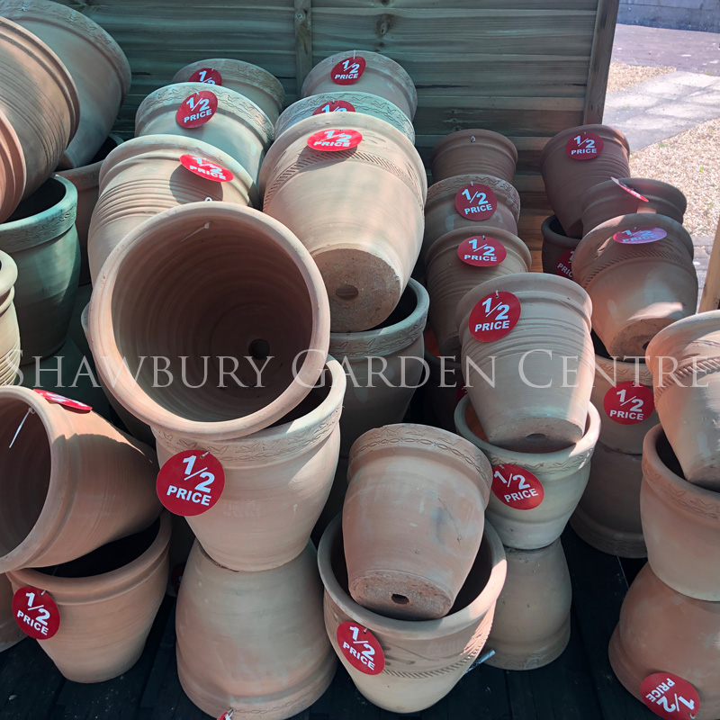 Picture of Mim's Himalaya Terracotta Pots