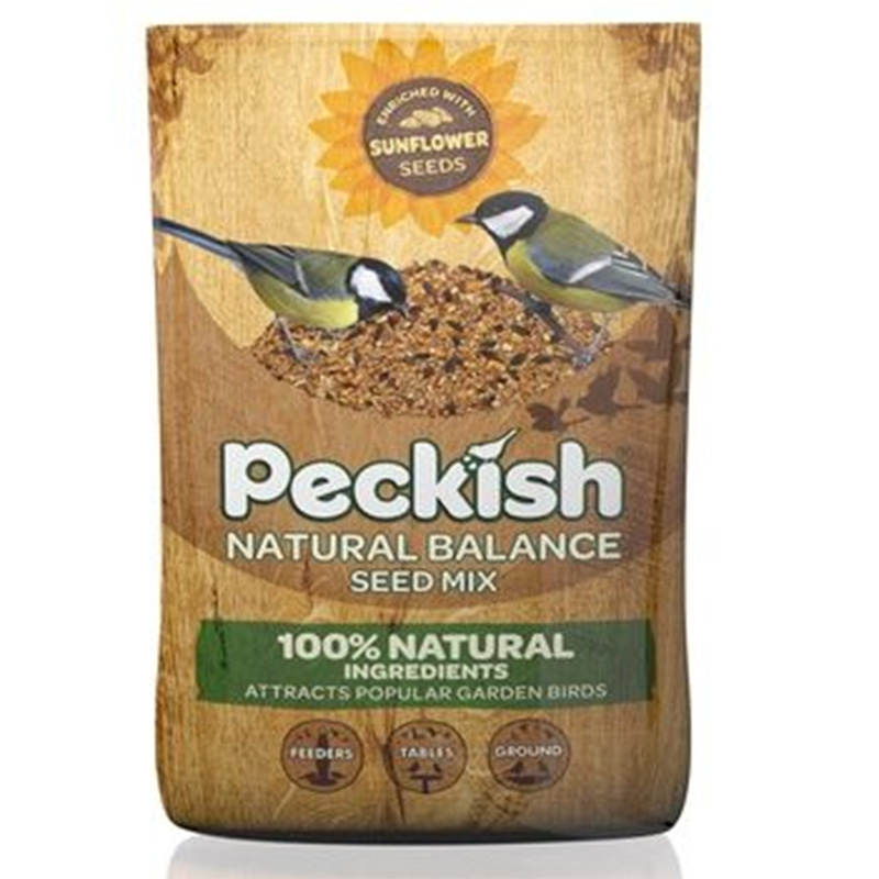 Picture of Peckish Natural Balance Bird Seed Mix
