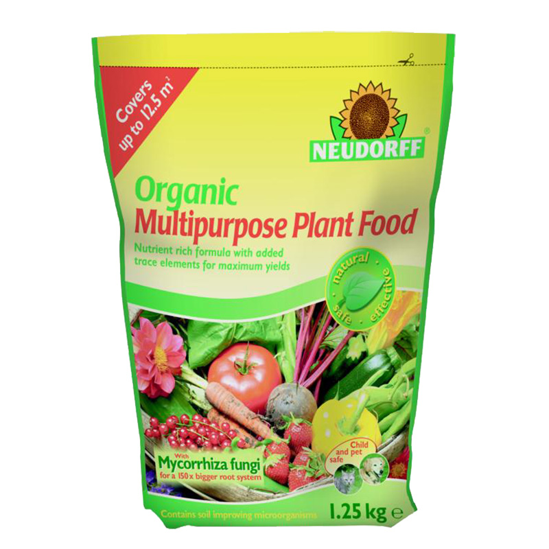 Picture of Neudorff Organic Multipurpose Plant Food