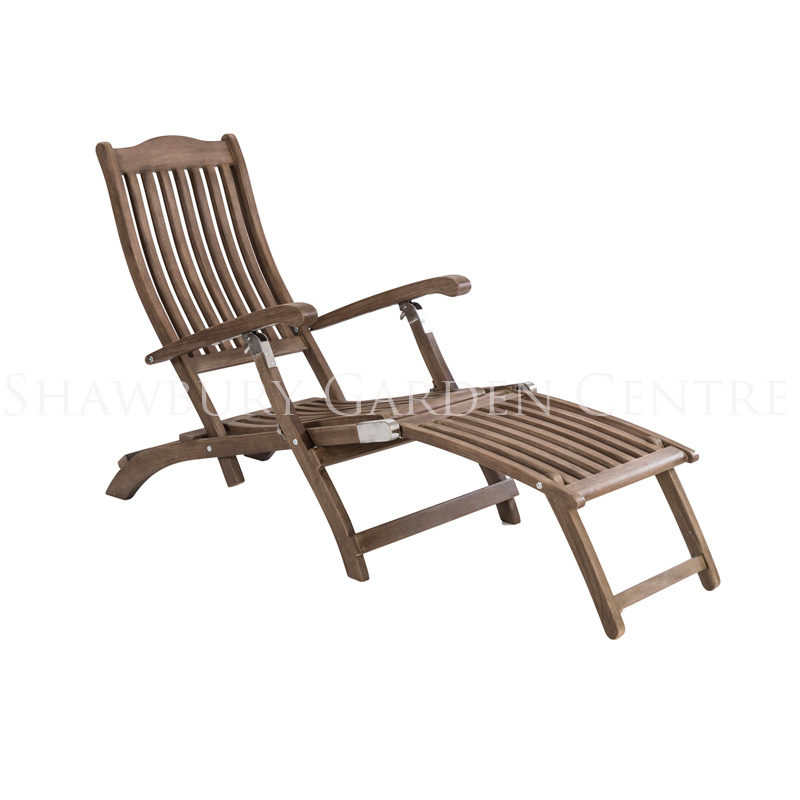 Picture of Alexander Rose Sherwood Steamer Chair