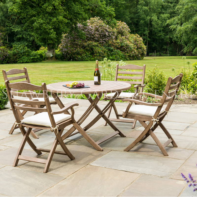 Picture of Alexander Rose Sherwood Folding Table