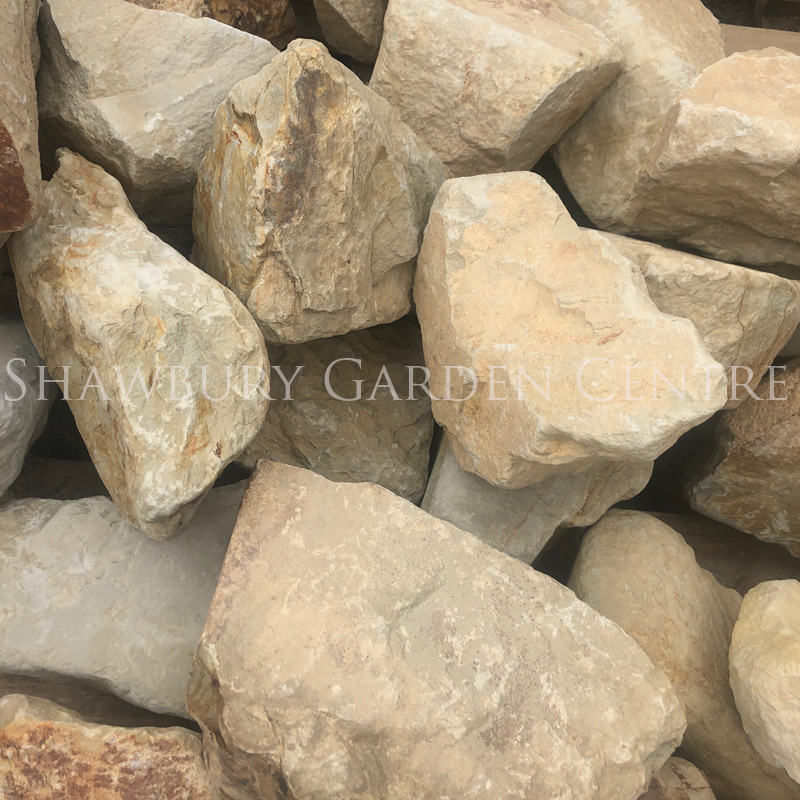 Picture of Welsh Gold Rockery Stone