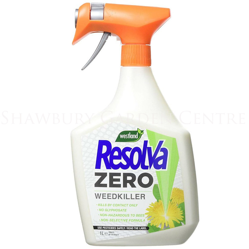Picture of Westland Resolva ZERO Weedkiller