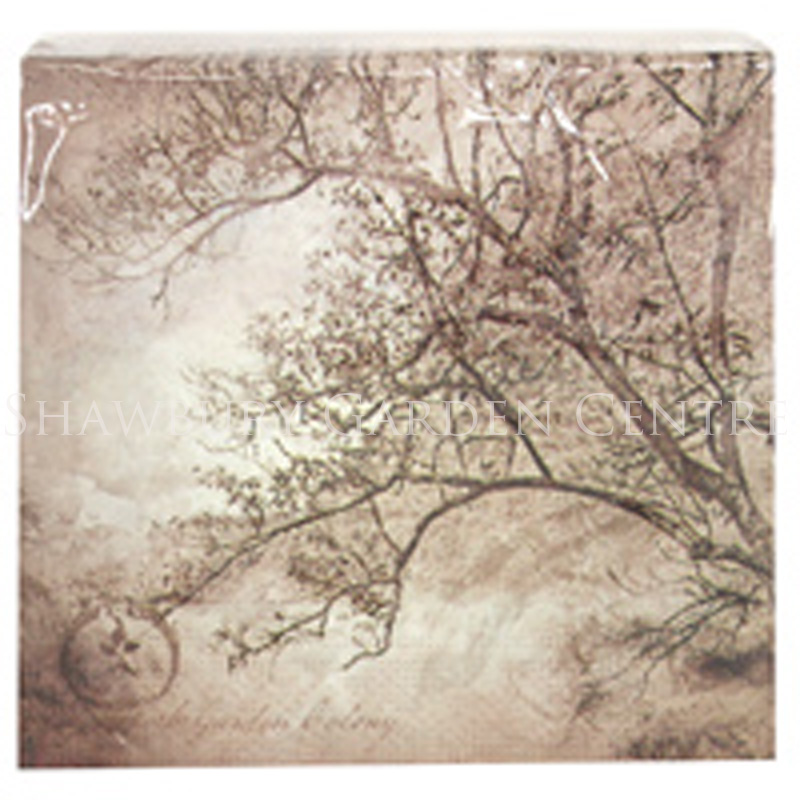 Picture of Gisela Graham Trees Paper Napkins