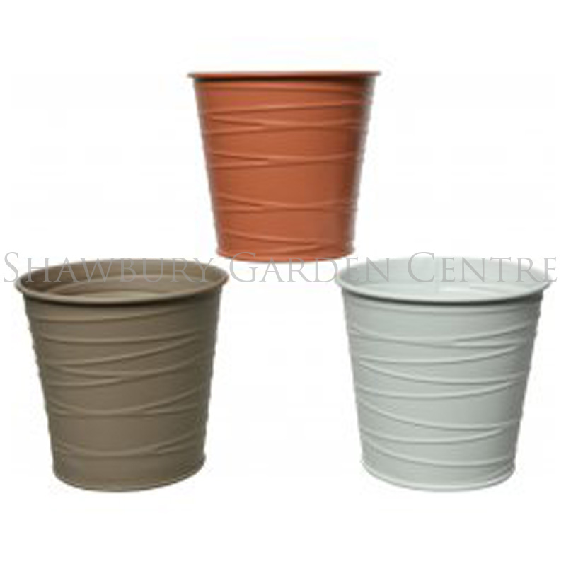 Picture of Coloured Iron Planter
