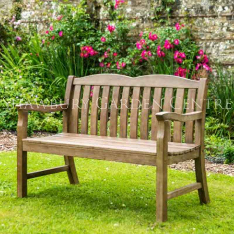 Picture of Alexander Rose 4ft Sherwood Cuckfield Bench