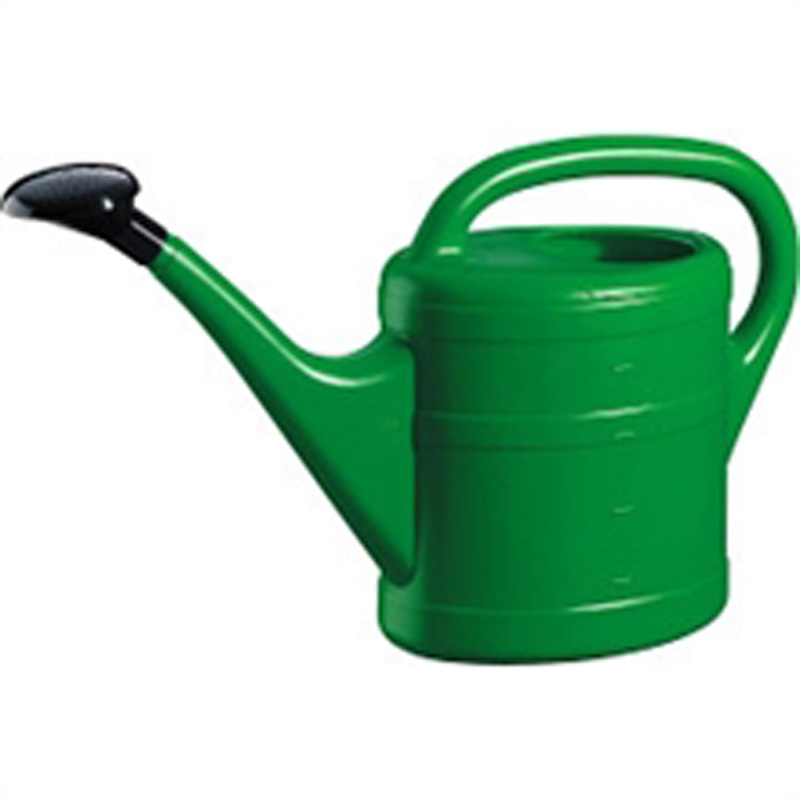 Picture of Green Plastic Outdoor Watering Can